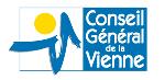 Le logo de la vienne (86)