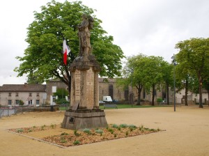 Photo monument après