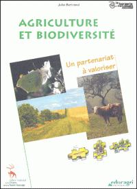 """Couverture """"Agriculture et Biodiversité"""""""