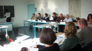 Un atelier des RNHAC 2007