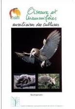 """Couverture """"Oiseaux et mammifères auxiliaires des cultures"""""""