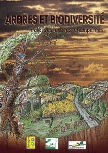 """Couverture """"Arbres et biodiversité : rôle des arbres champêtres"""""""