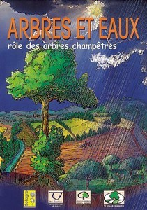 """Couverture """"Arbres et eaux : rôle des arbres champêtres"""""""