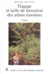 """Couverture """"Élagage et taille de formation des arbres forestiers"""""""