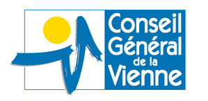 Logo du Conseil Général de la Vienne