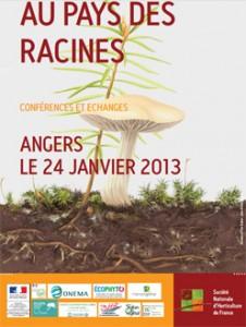 "Visuel conf Angers SNHF ""racines"""