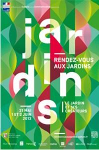 Rendez vous aux jardins 2013 prom 39 haies poitou charentes for Rdv aux jardins