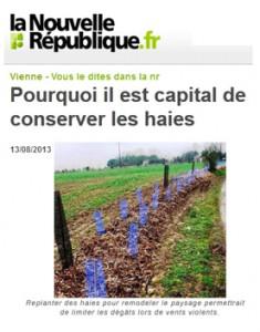Visuel article Nouvelle République
