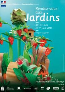 Affiche RDVJ 2014