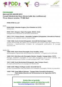 Microsoft Word - Programme Colloque 28 janvier 2015.docx